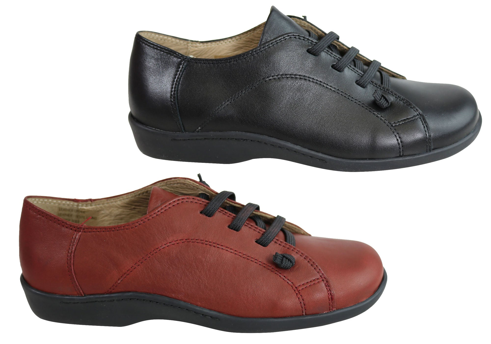 WOMENS COMFORTABLE LEATHER SHOES