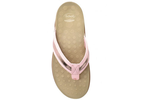 4cd6ce78996 Scholl Orthaheel Tide II Womens Supportive Orthotic Flip Flop Sandals
