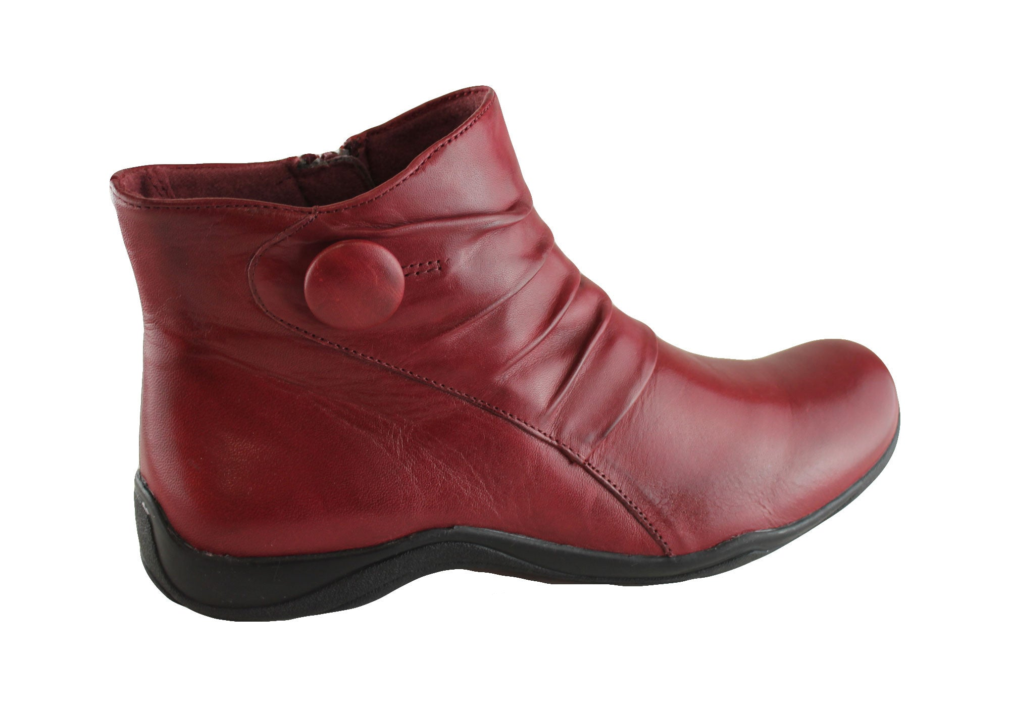 Planet Shoes Shani Womens Comfort Ankle Boots