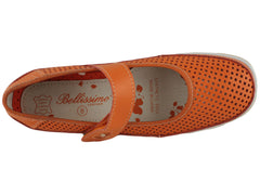 Bellissimo Solyte Womens Soft Leather Casuals