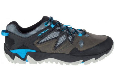 Merrell All Out Blaze 2 Mens Comfortable Hiking Shoes