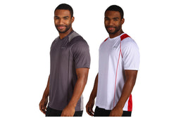 Asics Mens Short Sleeve T-Shirt/Top Athletic Gym Sport Running Training