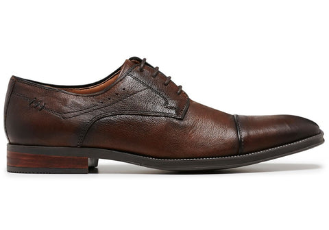 Julius Marlow Otter Mens Lace Up Dress Shoes