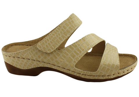 Comfort Leisure Zara Womens Comfort Sandals