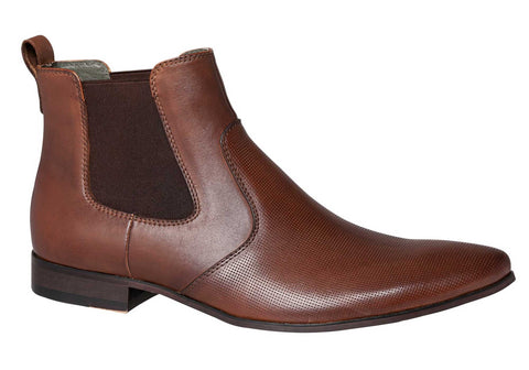 Julius Marlow Inflate Mens Leather Dress Boots