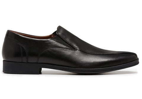 Julius Marlow Moose Mens Leather Slip On Dress Shoes