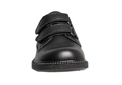 Clarks Reliance Kids Leather School Shoes