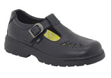 ROC Kart Junior Kids T-Bar School Shoes