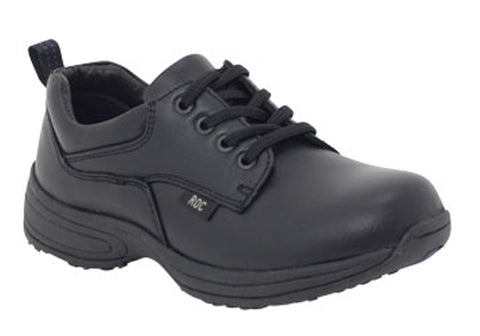 ROC Hybrid Junior Kids Lace Up School Shoes