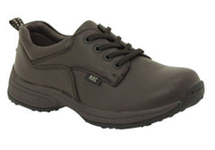 ROC Hybrid Junior Kids Brown School Shoes
