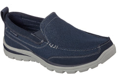 Skechers Superior Milford Mens Memory Foam Shoes