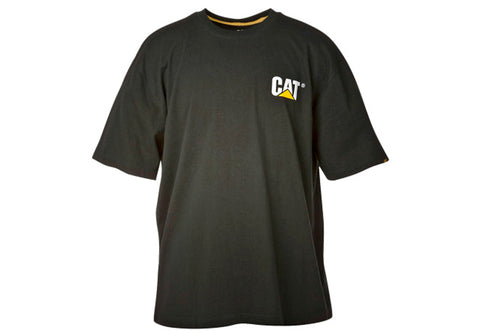 Caterpillar Mens Comfortable Versatile Trademark Tee