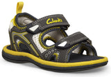 Clarks Fear Kids Adjustable Sandals
