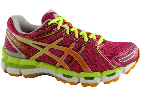 cb67bb5aad94 Asics Gel Kayano 19 Womens Premium Cushioned Running Sport Shoes ...