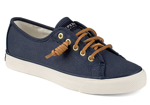 Sperry Womens Seacoast Canvas Sneaker