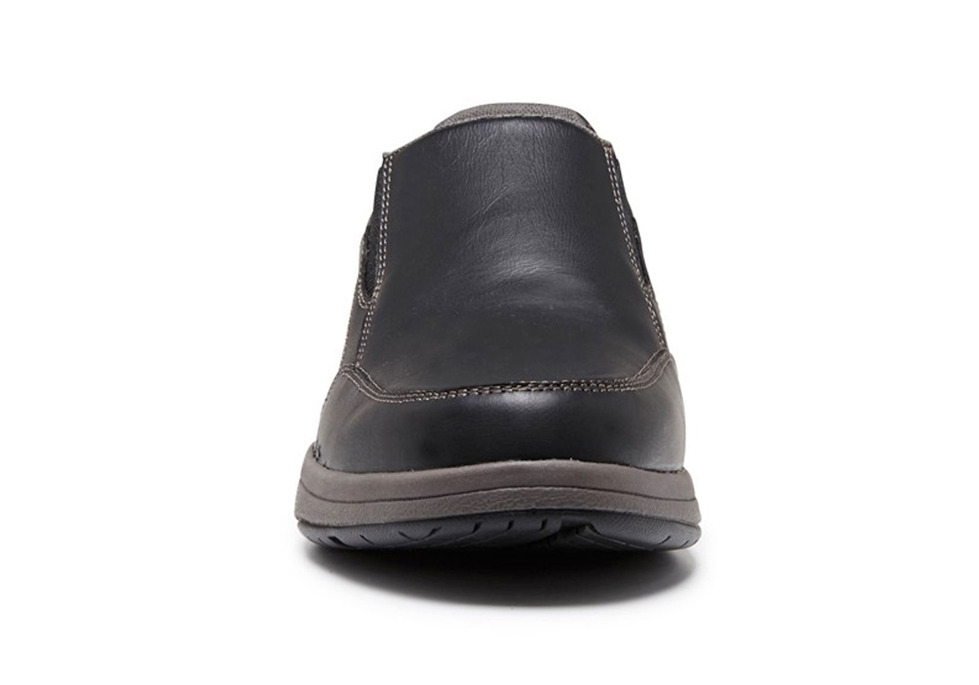 Hush Puppies Loan Mens Slip On Comfort Shoes