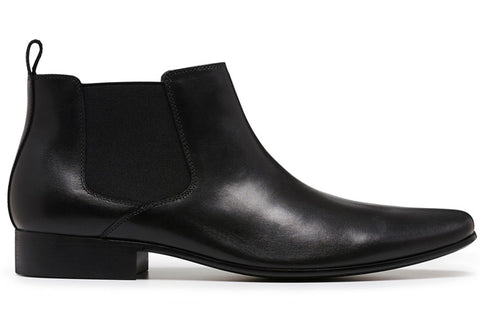 Julius Marlow Grip Mens Leather Chelsea Boots