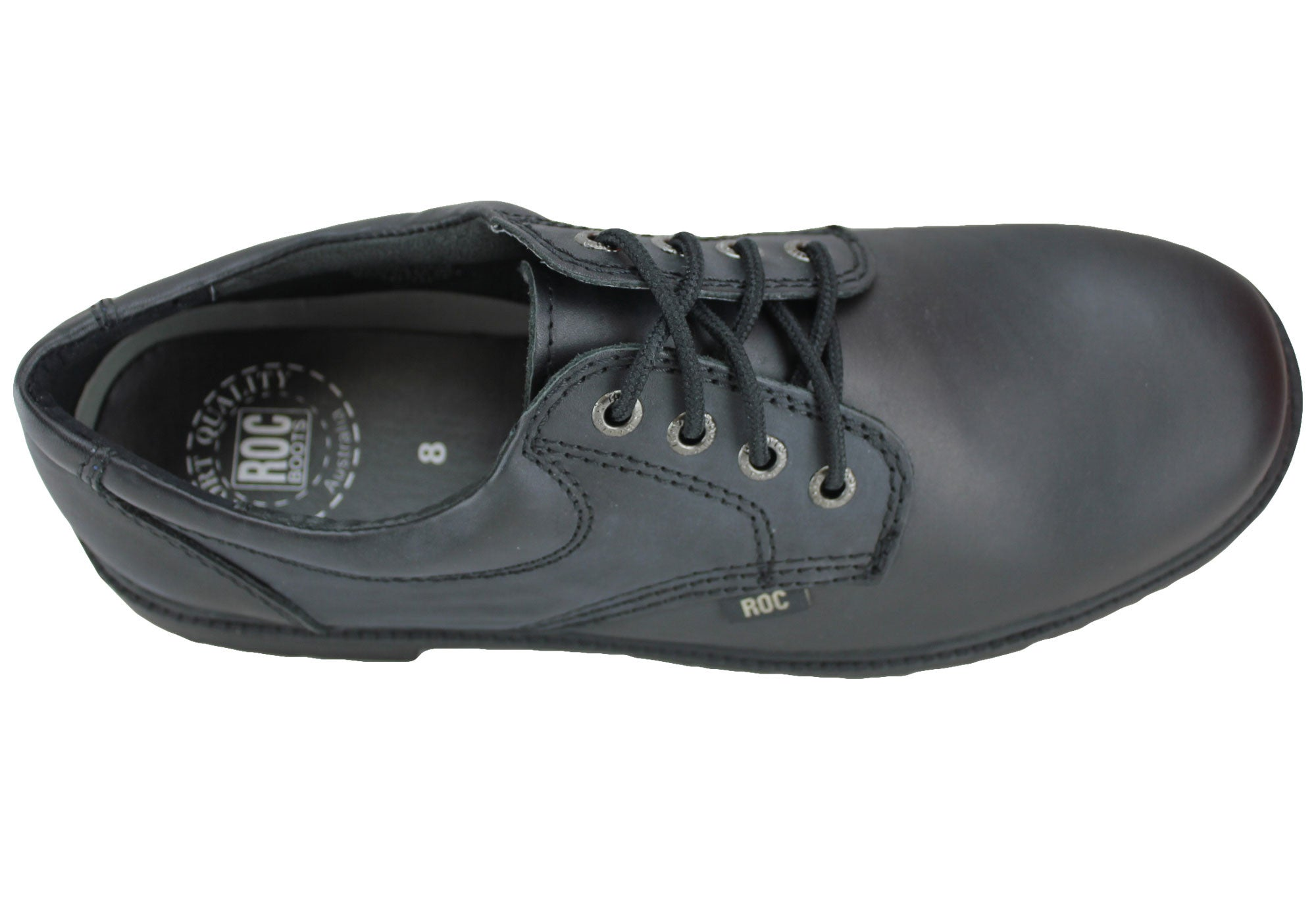 ROC MAGNUM OLDER BOYS/MENS SCHOOL SHOES