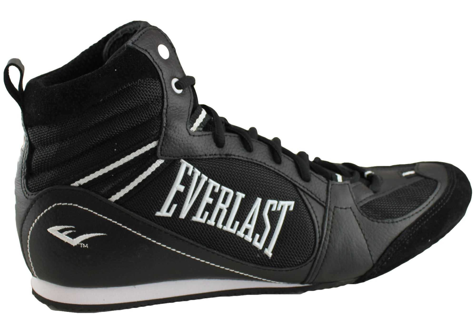 Everlast Hurricane Mid Mens Boxing Shoes Brand House Direct