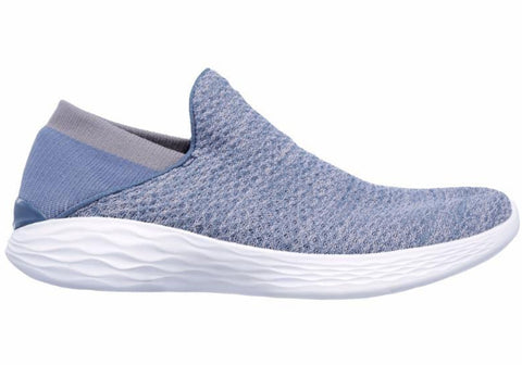 Skechers You Womens Comfortable Casual Slip On Shoes