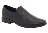 ROC Forum Senior Boys/Mens Slip On Shoes