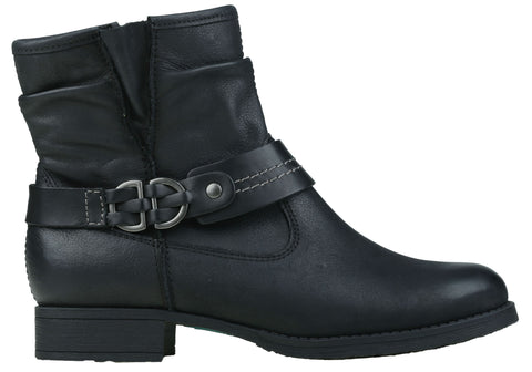 Planet Shoes Bug Womens Comfortable Leather Ankle Boots