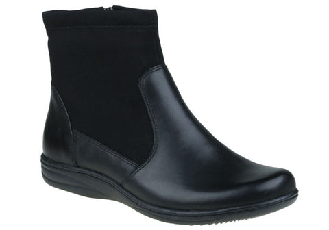 Planet Shoes Revel Womens Leather Comfort Ankle Boots