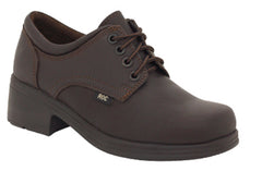 ROC Dakota Older Girls/Ladies Brown School Shoes