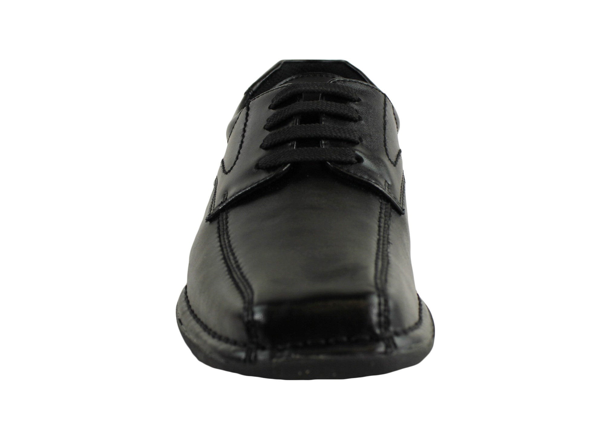 VIP Ben Mens Leather Dress Lace Up Shoes