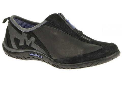 Merrell Enlighten Glitz Womens Casual Zip Shoes