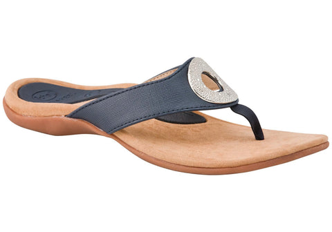 Scholl Orthaheel Selby Womens Comfort Thongs