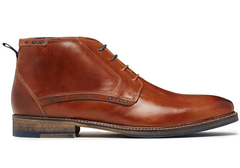Julius Marlow Wolf Mens Leather Fashion Boots