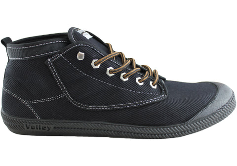 Volley High Leap Winterized Mens Lace Up Casual Shoes