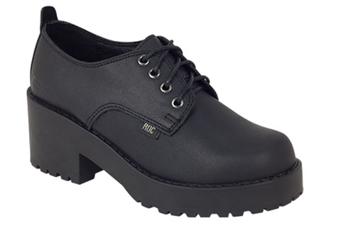 ROC Chickadee Senior Older Girls/Ladies School Shoes