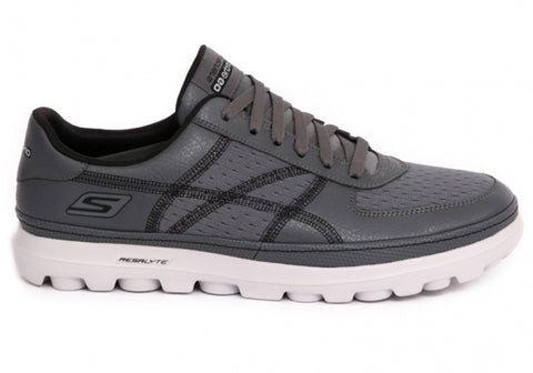Skechers On The Go Unit Mens Comfortable Lace Up Shoes