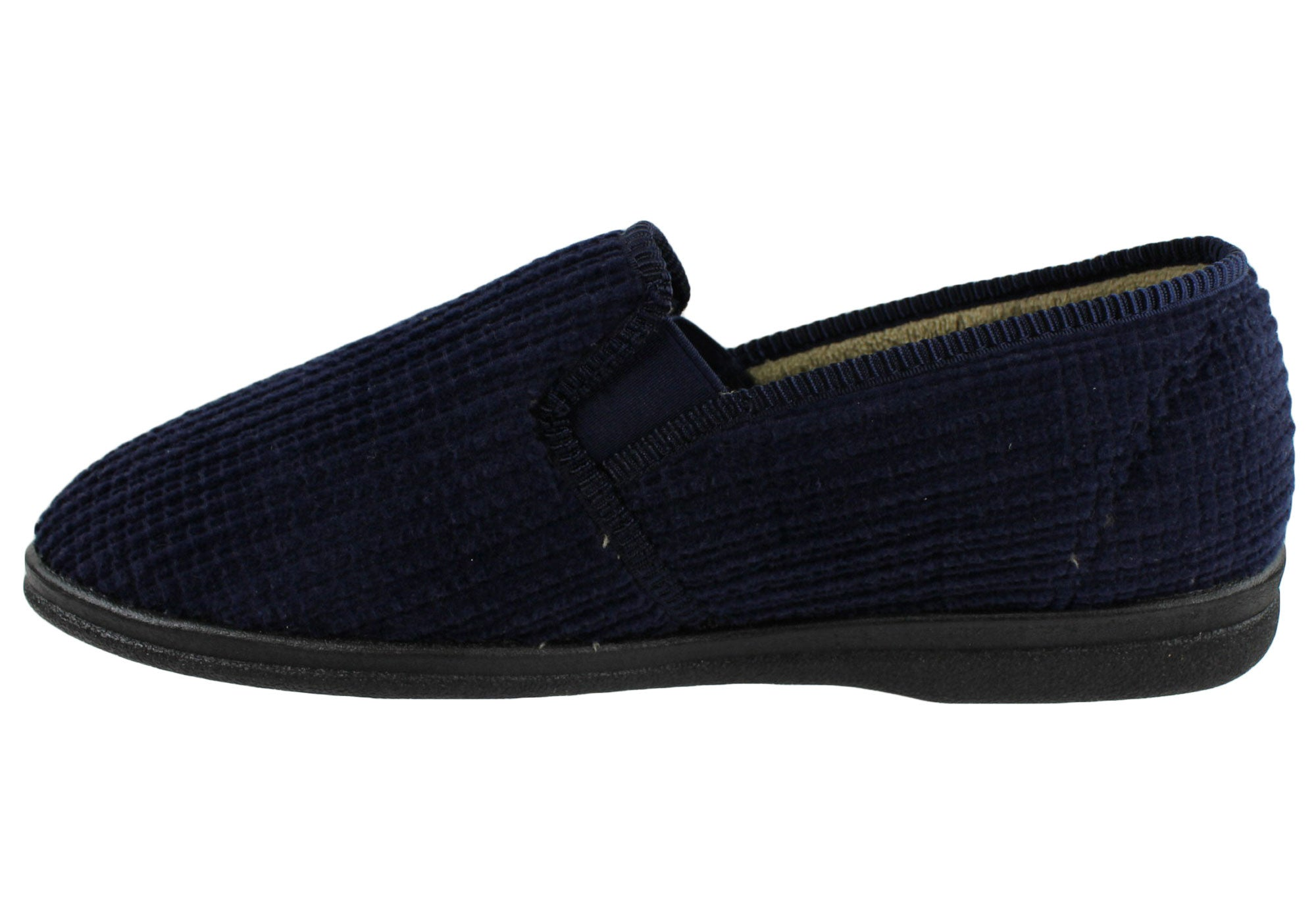 Grosby Max Mens Comfy Slippers