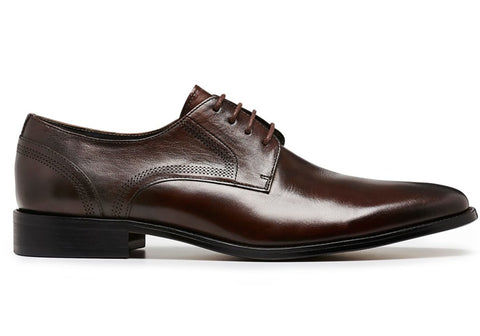 Julius Marlow Jury Mens Leather Lace Up Dress Shoes