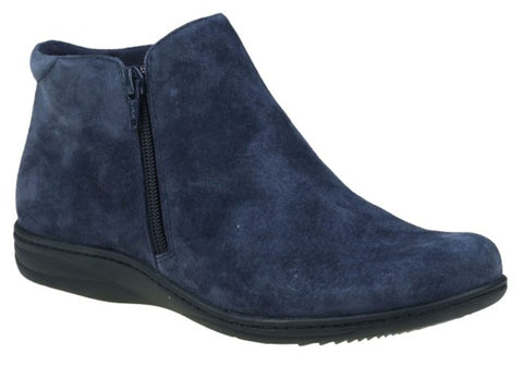 Planet Shoes Roxy Womens Comfortable Suede Ankle Boots