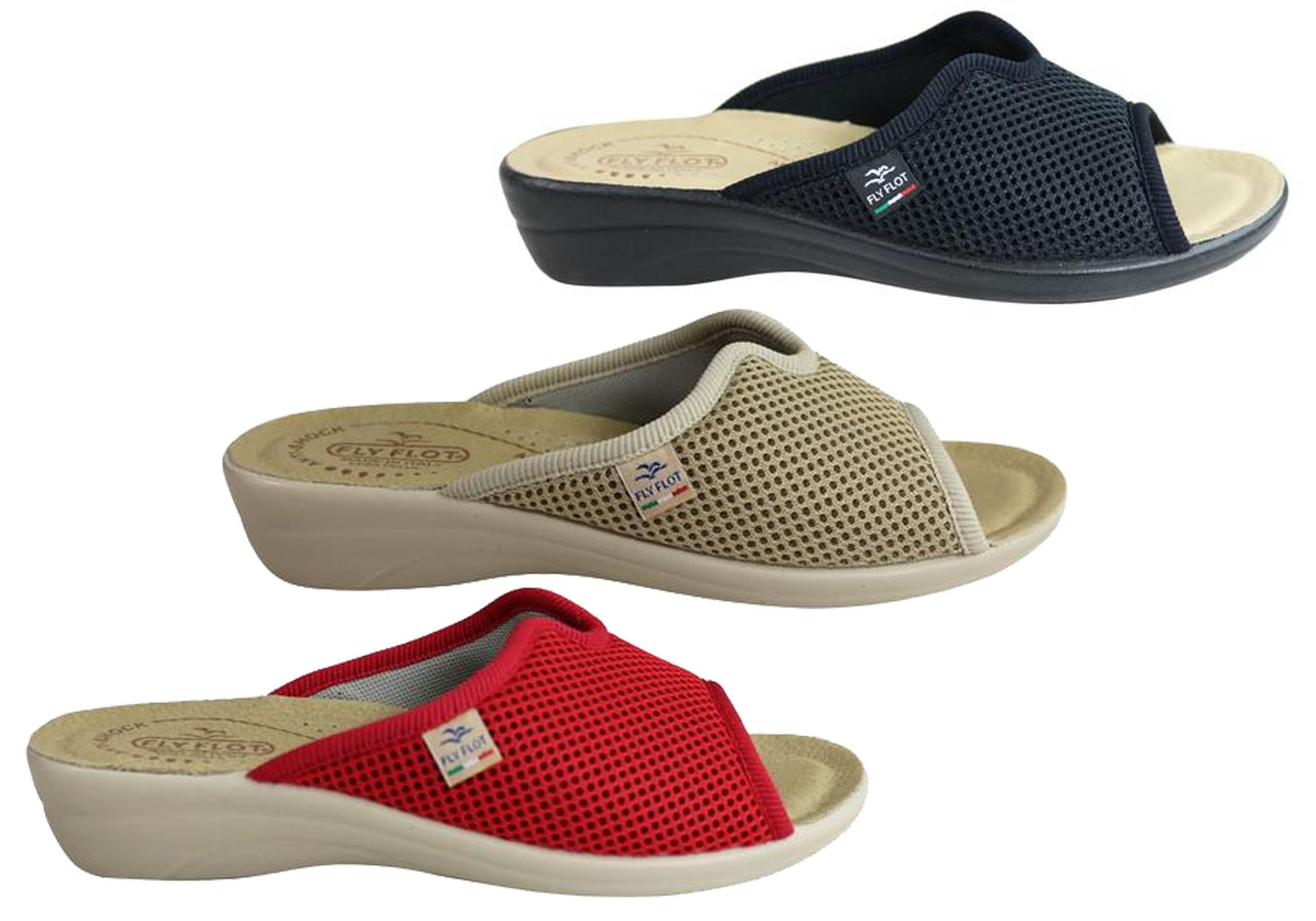 Fly Flot T4429 FE Womens Comfortable
