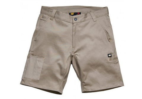 Caterpillar Mens Cotton Machine Shorts