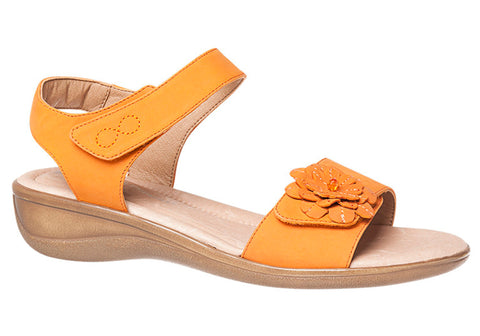 Hush Puppies Colette Womens Comfortable Leather Sandals