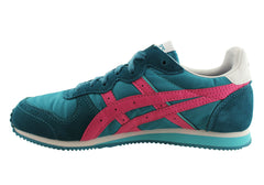 Asics Corrido Womens Retro Sneakers