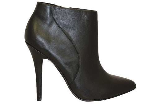 RMK Brydee Womens Leather Ankle Boots