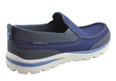 Skechers Mens Superior Faris Slip On Casual Shoes