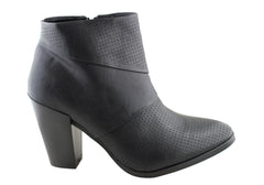 Lavish Jinxi Womens Fashion Ankle Boots