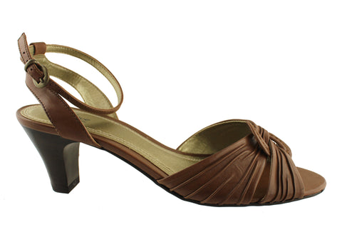 Footglove by Grosby Maddison Womens Leather Sandals