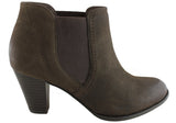 Bonbons Zelda Womens Leather Ankle Boots