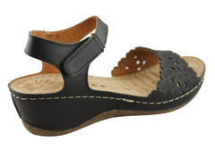 Comfort Leisure Fresh Womens Wedge Sandals