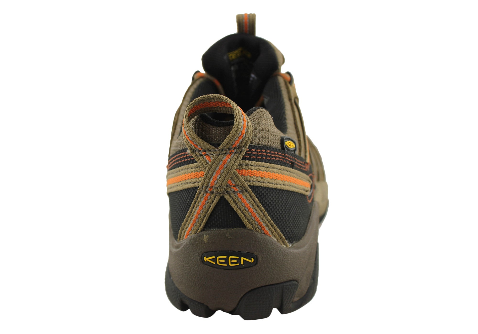Keen Flint Low Mens Comfortable Wide Fit Shoes