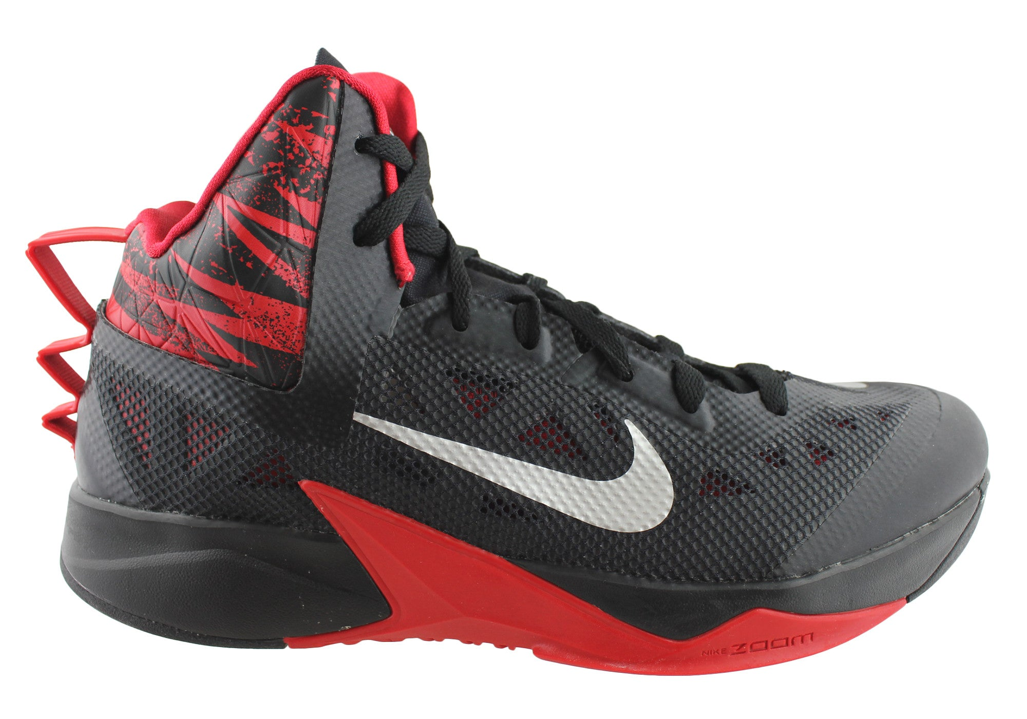 Nike Zoom Hyperfuse 2013 Mens High Tops Shoes  8c276d3f5